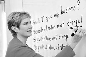 Executive Coach Pam Butterfield